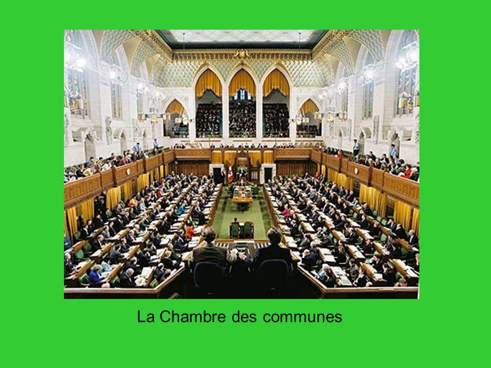 La Chambre des communes