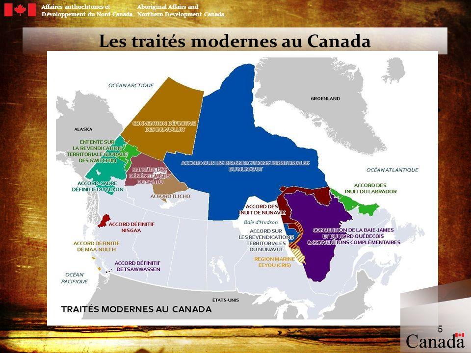 Autonomie gouvernementale des Autochtones Laccent est mis sur la négociation dententes pratiques et souples en vue dintégrer lautonomie gouvernementale au cadre constitutionnel du Canada.