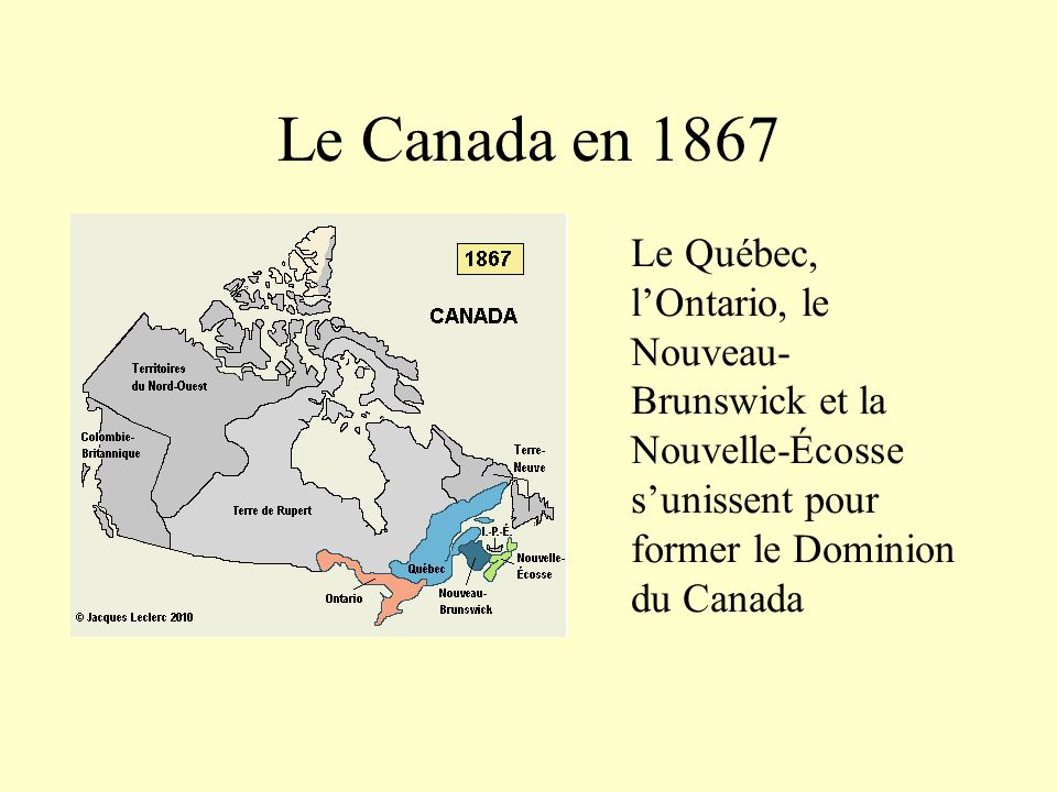 1760 Chute de la Nouvelle France