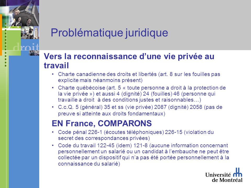 Illustrations – Jurisprudence Alliance de la fonction publique du Canada c.