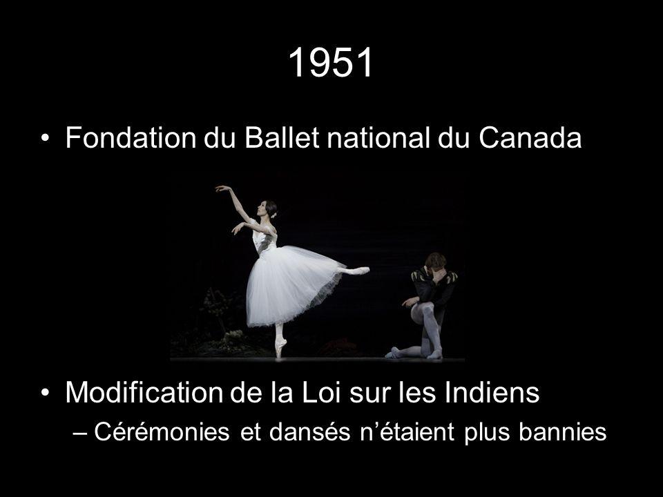 1963 Commission royale sur le bilinguisme et le biculturalisme –Canada devrait être déclaré officiellement bilingue –Les élèves de toutes les provinces devraient avoir la possibilité détudier les deux langues