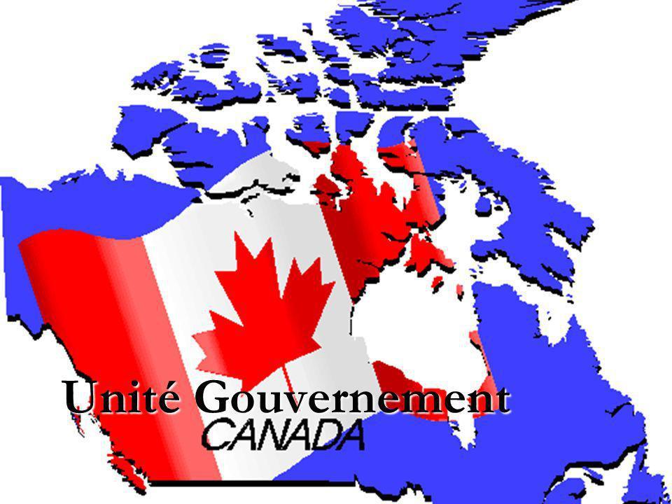 Pourquoi un gouvernement.
