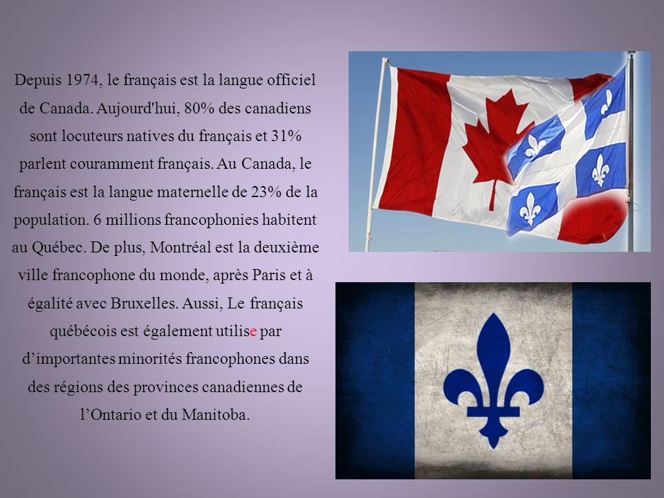 Parlez-vous Québécois.Un résumé du livre « Parlez-vous Québécois.