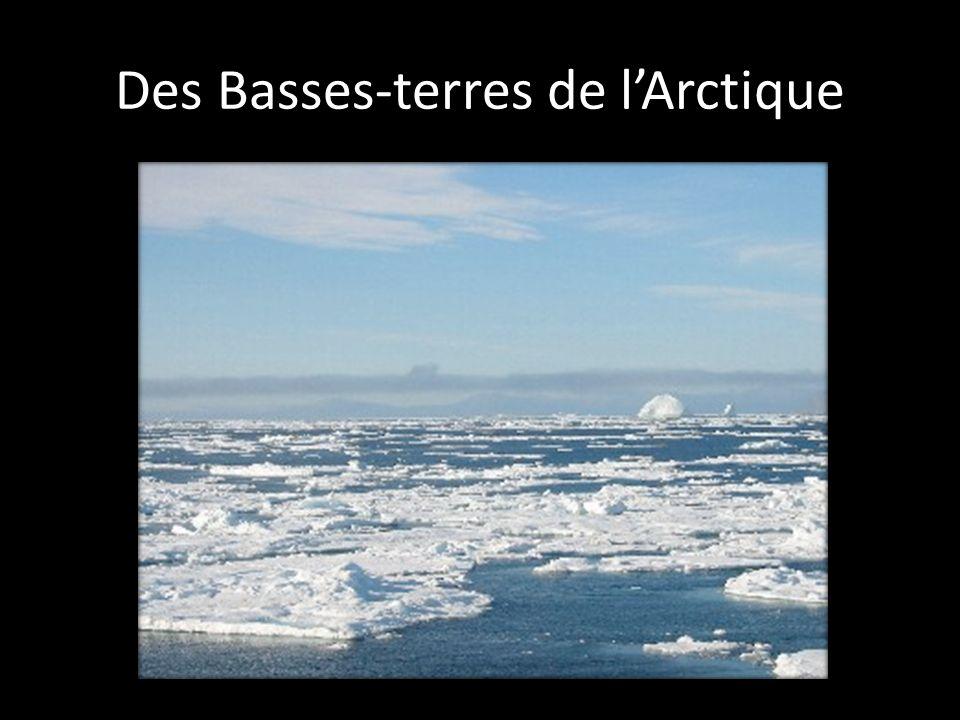 Des Basses-terres de lArctique