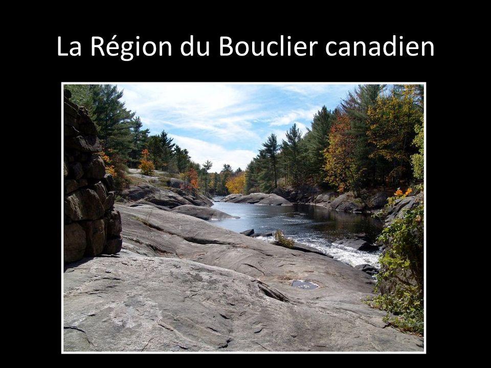 Cest la plus vaste région naturelle du Canada.