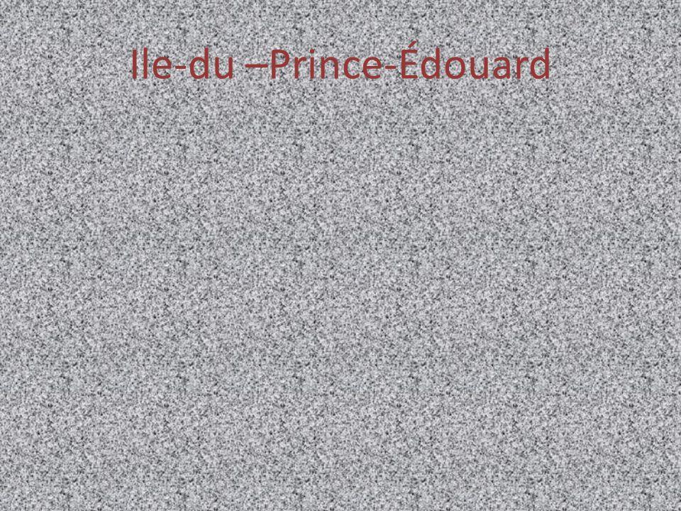 Ile-du –Prince-Édouard