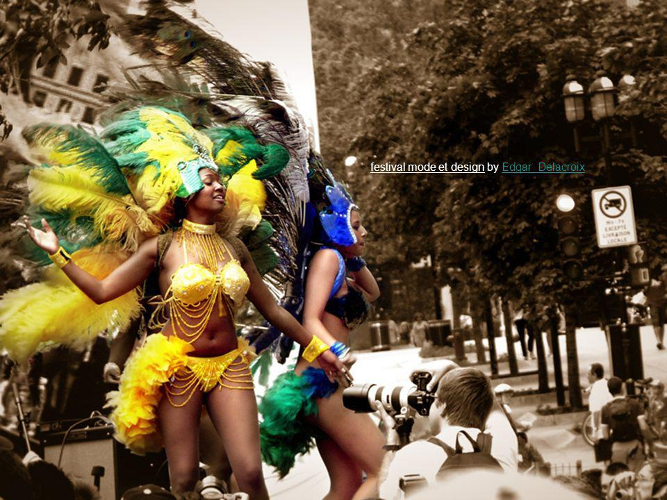 festival mode et design by Edgar_DelacroixEdgar_Delacroix