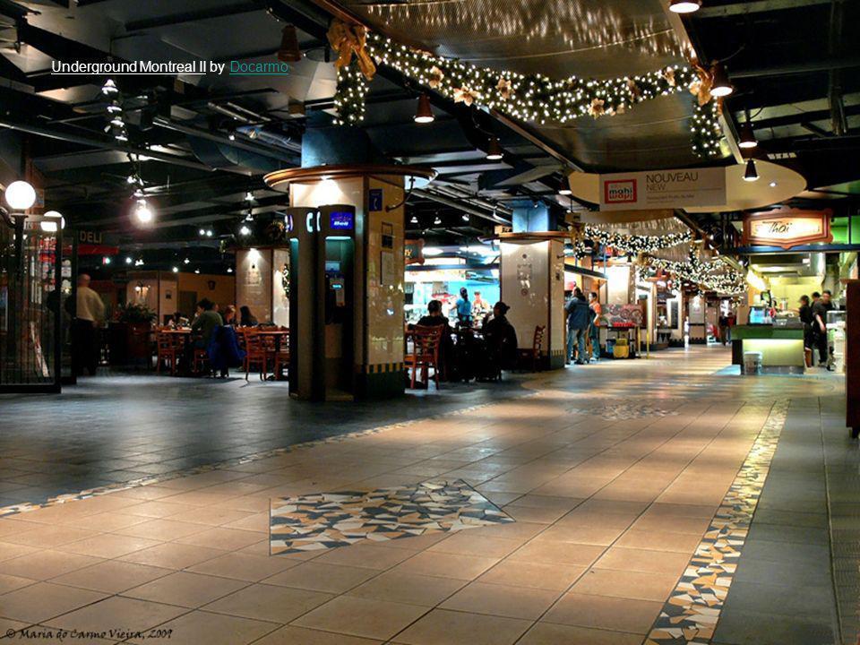 Underground Montreal II by DocarmoDocarmo