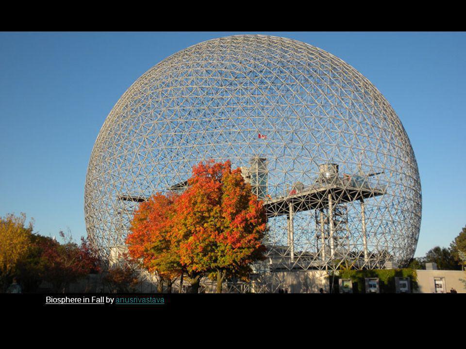 Biosphere in Fall by anusrivastavaanusrivastava