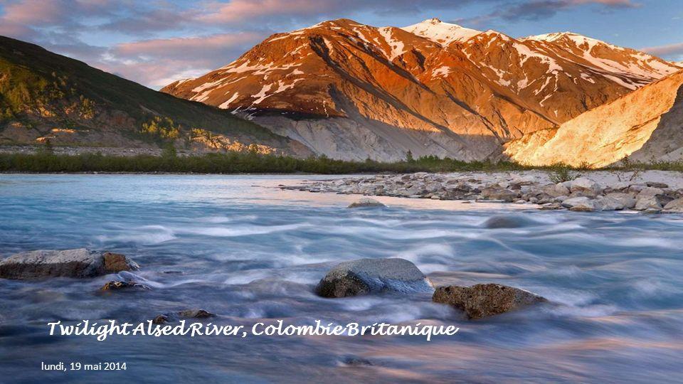Paysage sauvage de la Baie dhudson lundi, 19 mai 2014