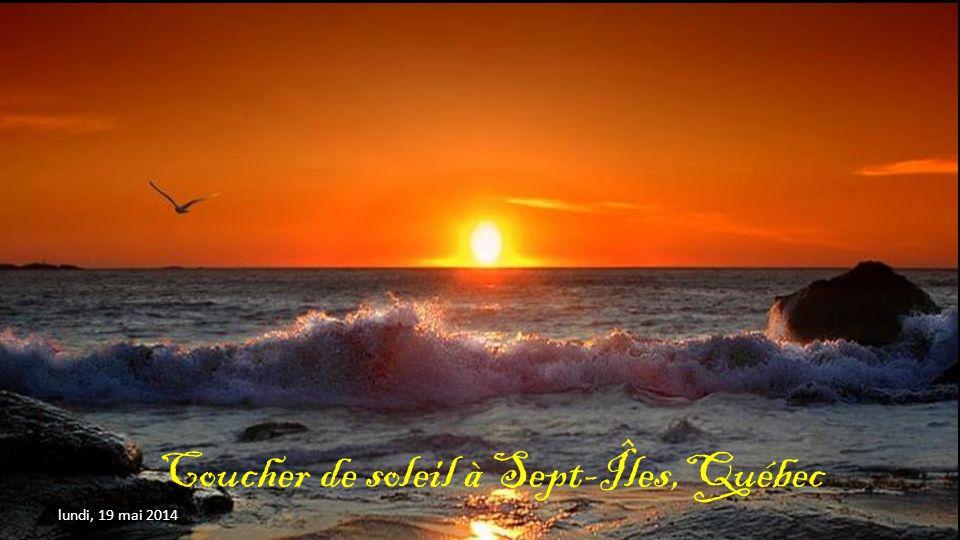 Le Canada dun océan a lautre Création Gilles Mercier,Québec ` Bon Voyage lundi, 19 mai 2014