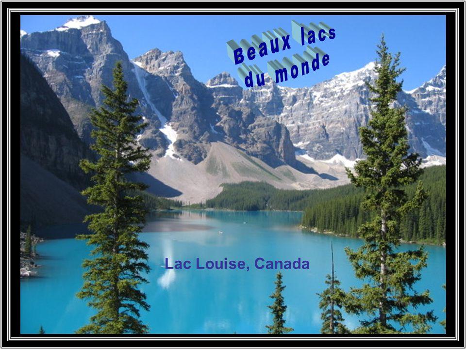 Lac Guichard, France Lac-aux-sables, Canada Au Québec, le Lac-aux-sables est considéré comme le paradis des randonneurs et des amateurs de sports nautiques