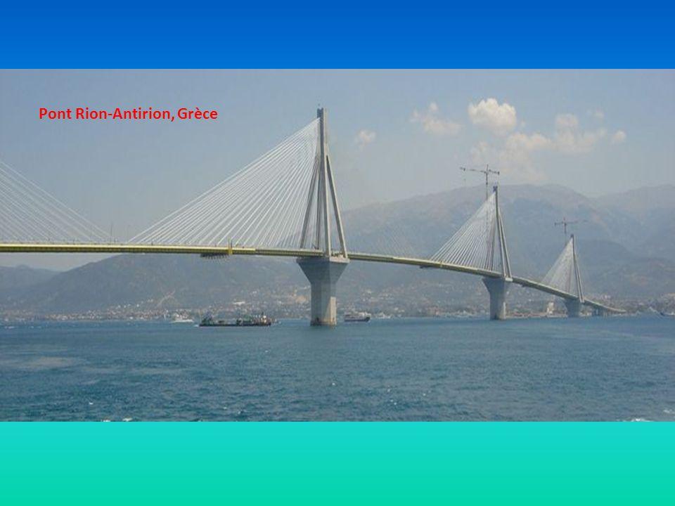 Pont Rion-Antirion, Grèce
