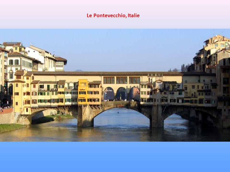 Le Pontevecchio, Italie