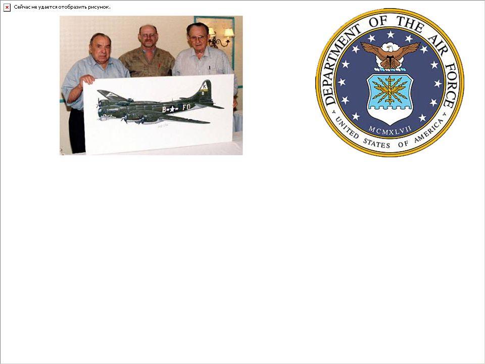 Ils se sont rencontrés aux Etats-Unis lors d'une réunion du 379ème Bomber Group, avec à leurs côtés 25 personnes qui ne doivent leur vie qu'au simple