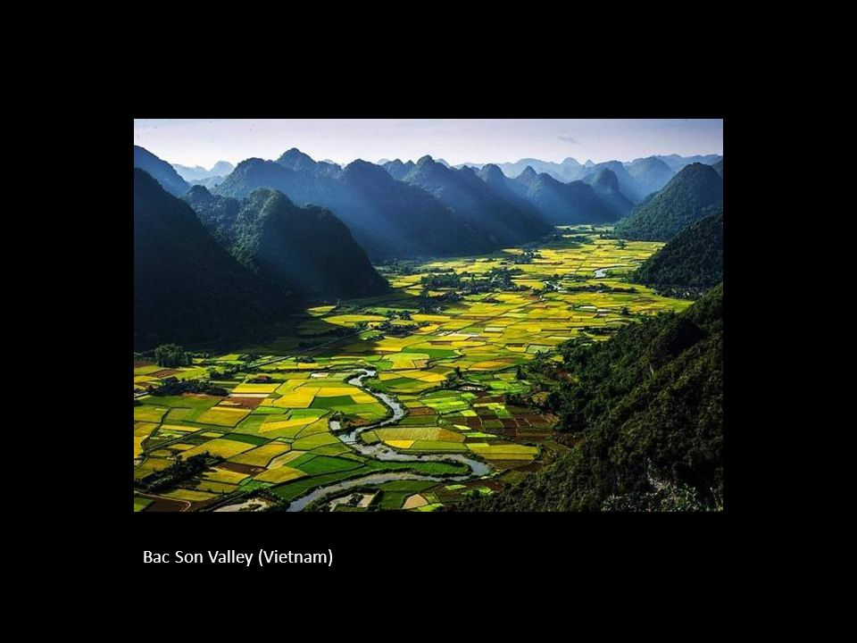 Bac Son Valley (Vietnam)