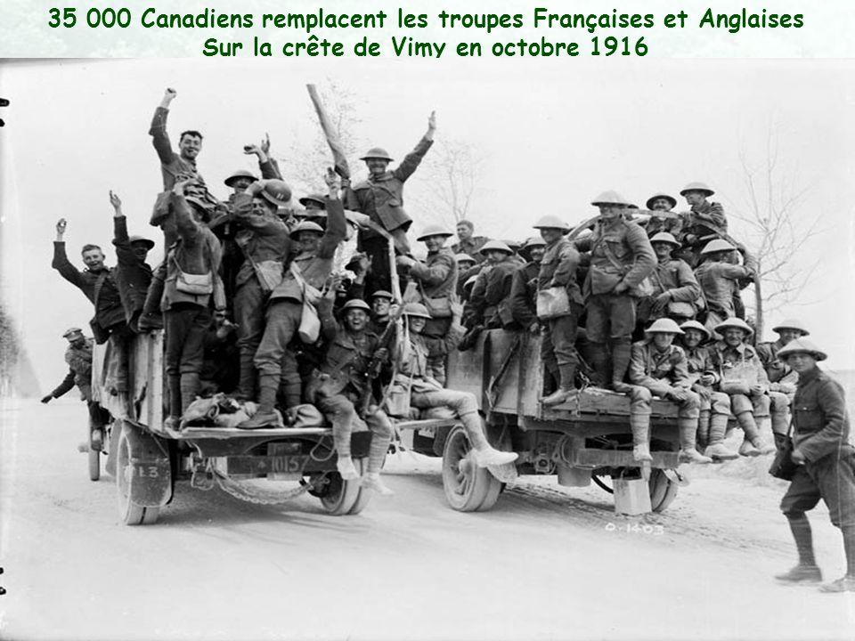 LA BATAILLE DE VIMY Du 9 avril au 12 avril 1917 Après les combats les champs de batailles se recouvrirent de coquelicots