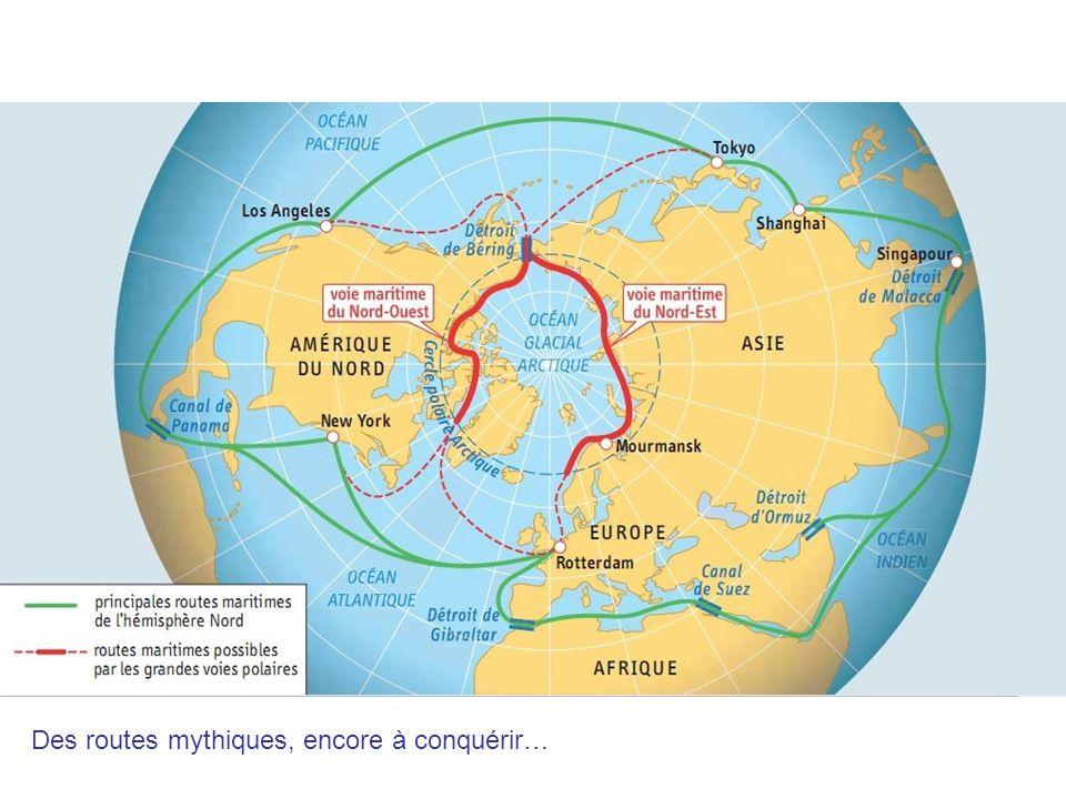 Des routes mythiques, encore à conquérir…