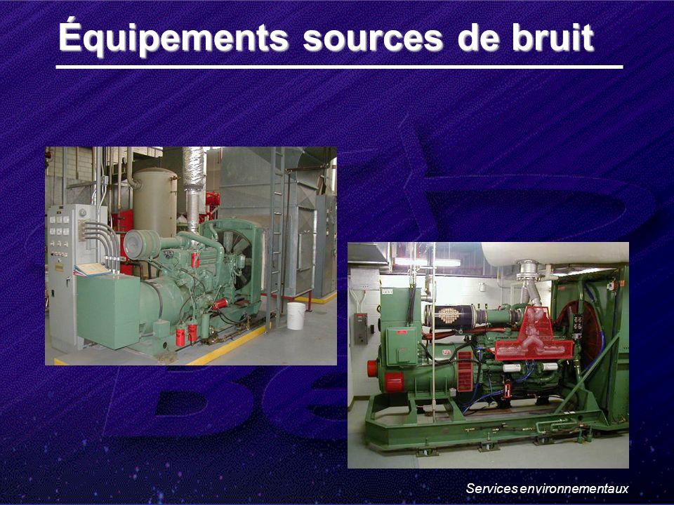 Services environnementaux Politique sur la gestion du bruit Bell Canada reconnaît que les émissions de bruit font parties des impacts que certaines de ses activités peuvent avoir sur l environnement.