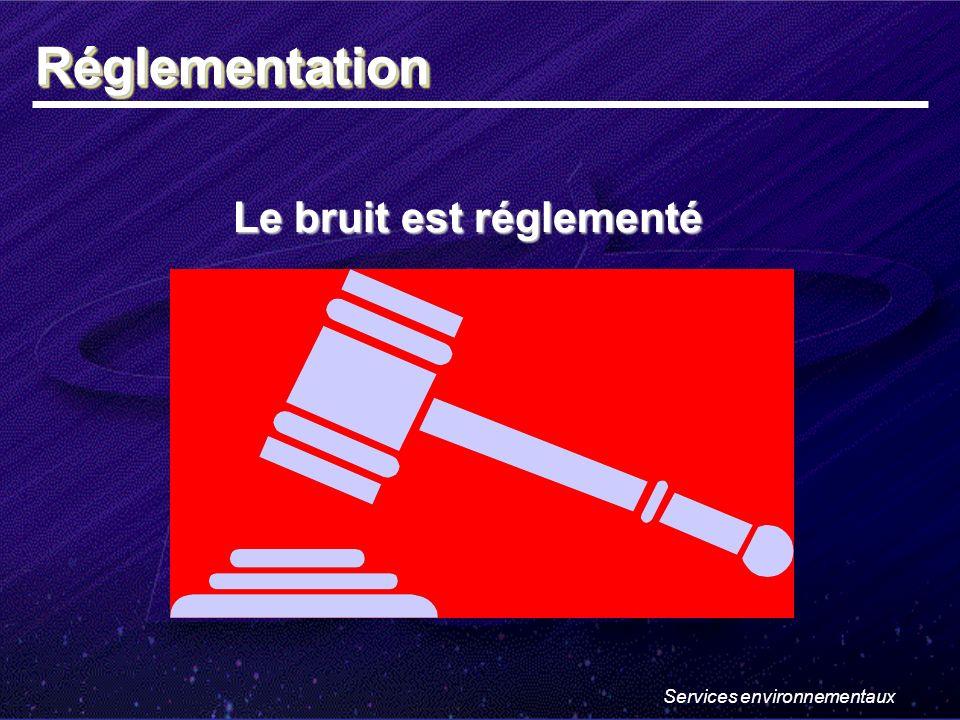 Services environnementaux Loi sur la qualité de l environnement du Québec Loi sur la qualité de l environnement L.R.Q., Ch.