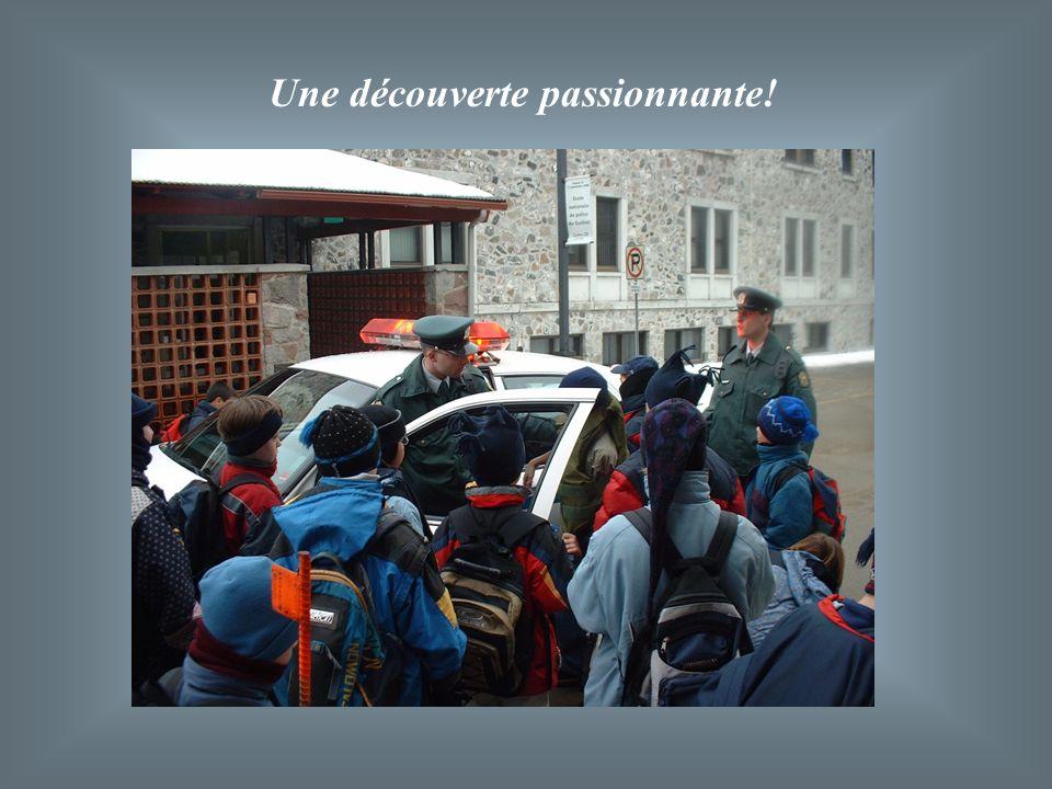 Laspirant policier est le premier responsable de son apprentissage et de sa réussite. Il lui revient de participer activement à son apprentissage. Las