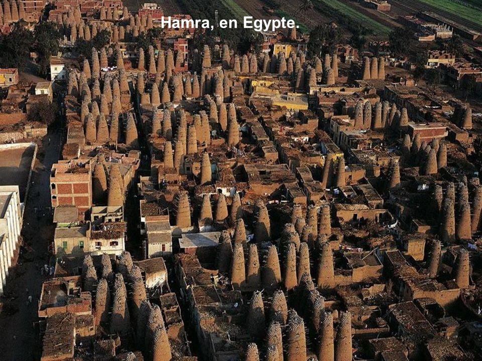 Hamra, en Egypte.