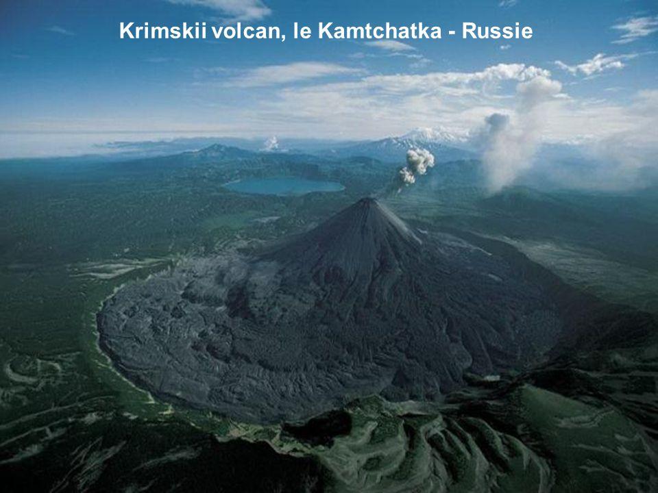 Krimskii volcan, le Kamtchatka - Russie