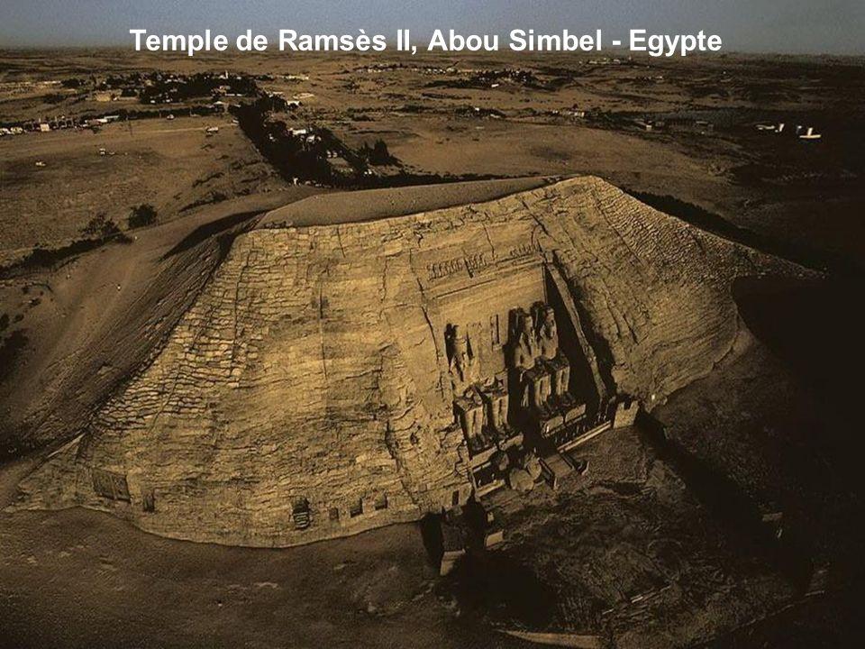 Temple de Ramsès II, Abou Simbel - Egypte
