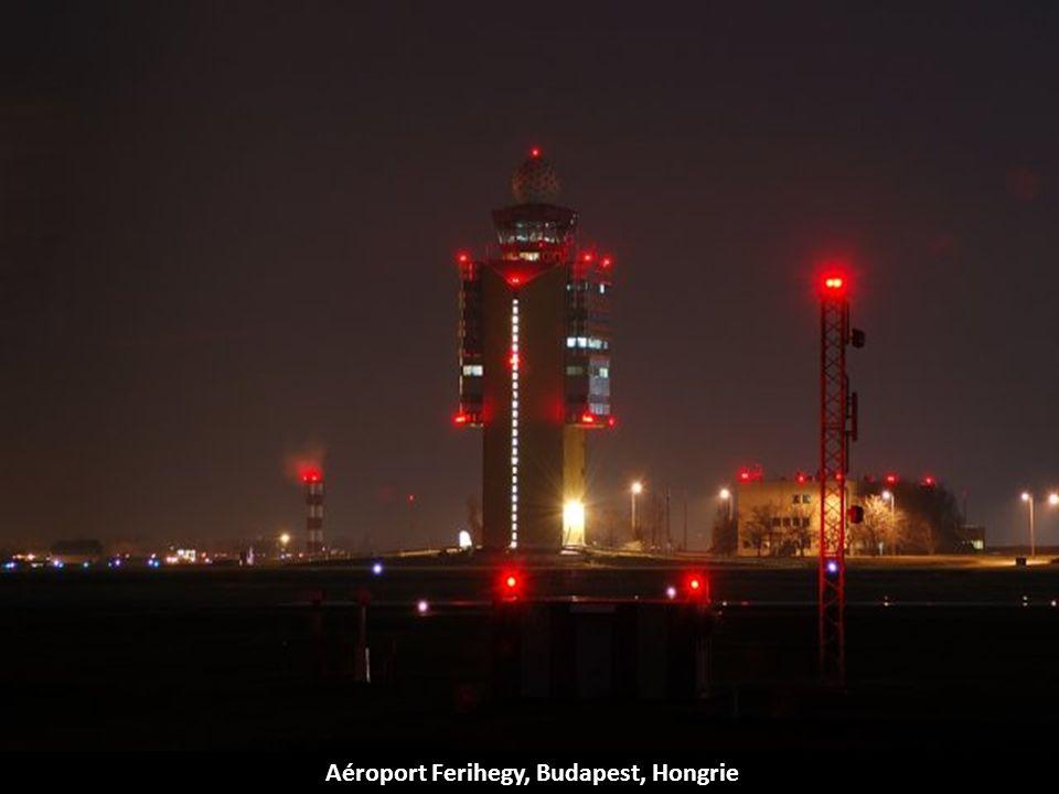 Aéroport de Québec, Québec, Canada