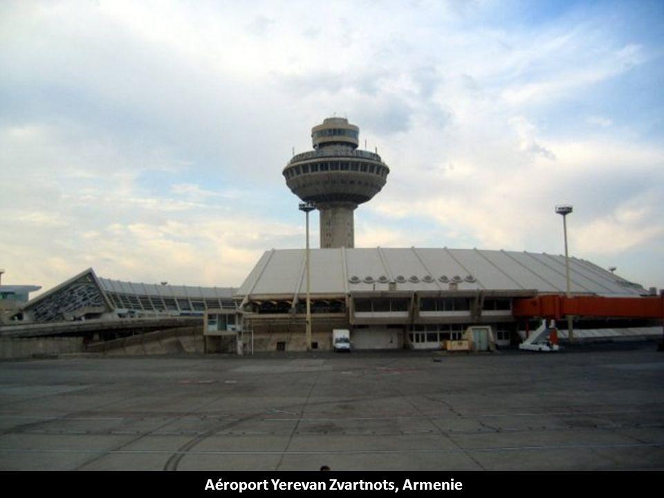 Aéroport Suvarnabhumi, Bangkok, Thailande