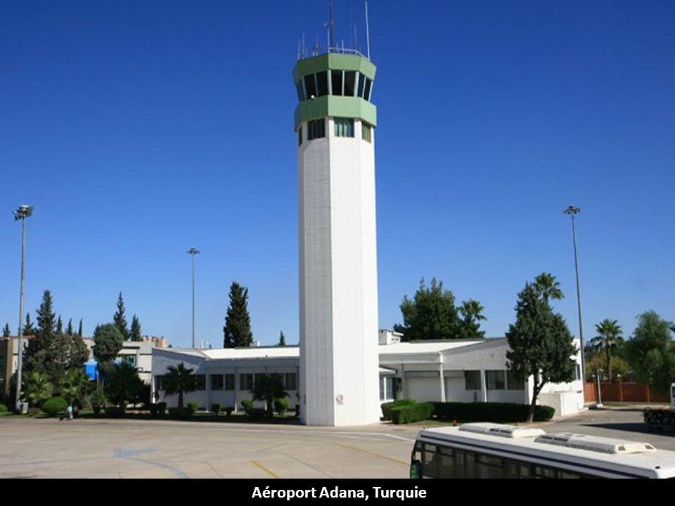 Aéroport Ben Gurion, Tel Aviv, Israël