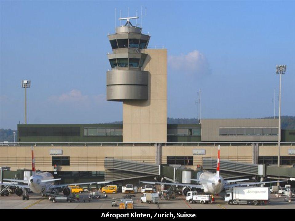 Aéroport Curitiba, Bacacheri, Brésil