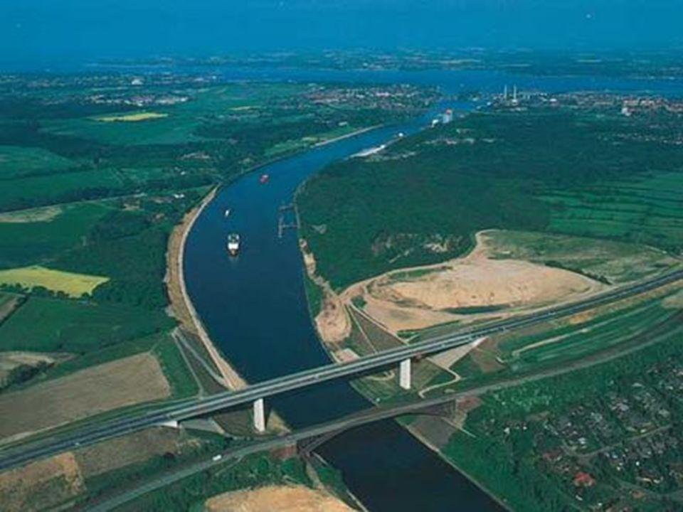 Canal de Kiel (Allemagne)