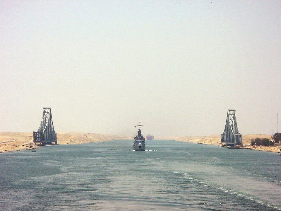 Canal de Suez (Egypte)