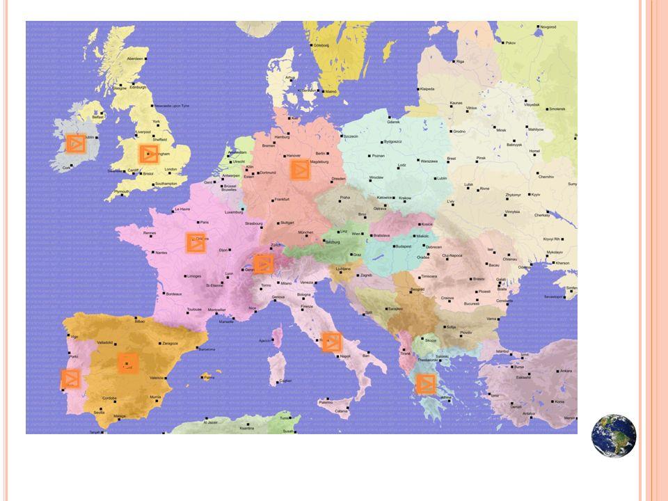 Europe G G R