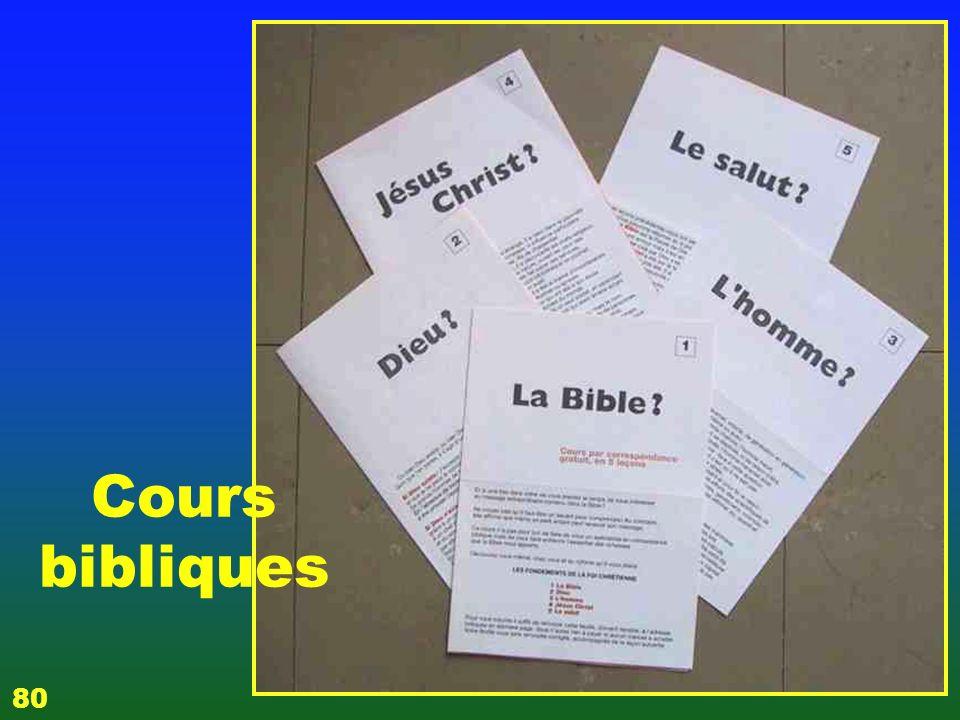 Tracts Evangélisation 79