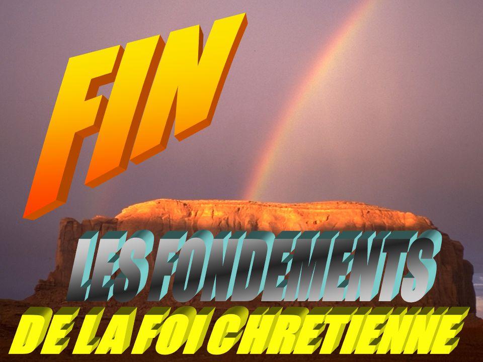 Un Réformateur vous parle Dans les choses fondamentales LES FONDEMENTS DE LA FOI Conclusion Dans les choses secondaires En toutes choses UNITE DIVERSITE CHARITE 99