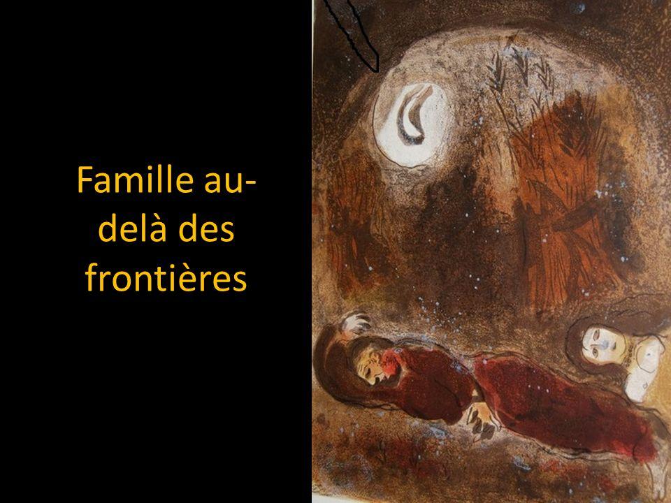 Famille au- delà des frontières