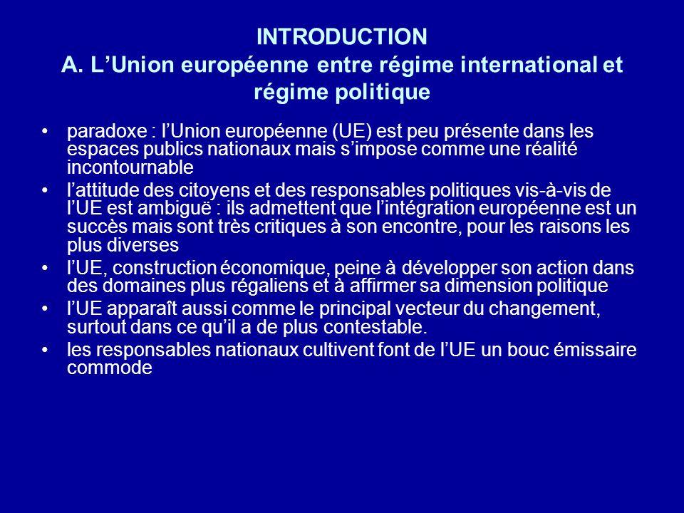 Avec la CPE, il y avait déjà un secrétariat spécifique qui a été intégré au SG avec le Traité de Maastricht.