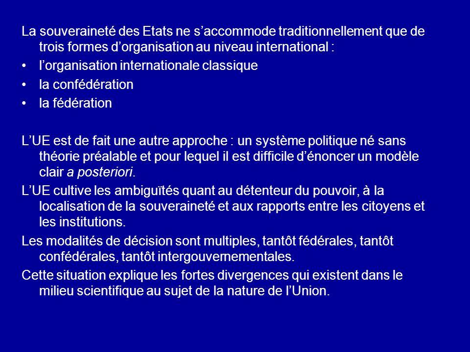 Le Traité dAthènes sur ladhésion des 10, adopté en 2003, ne change rien.