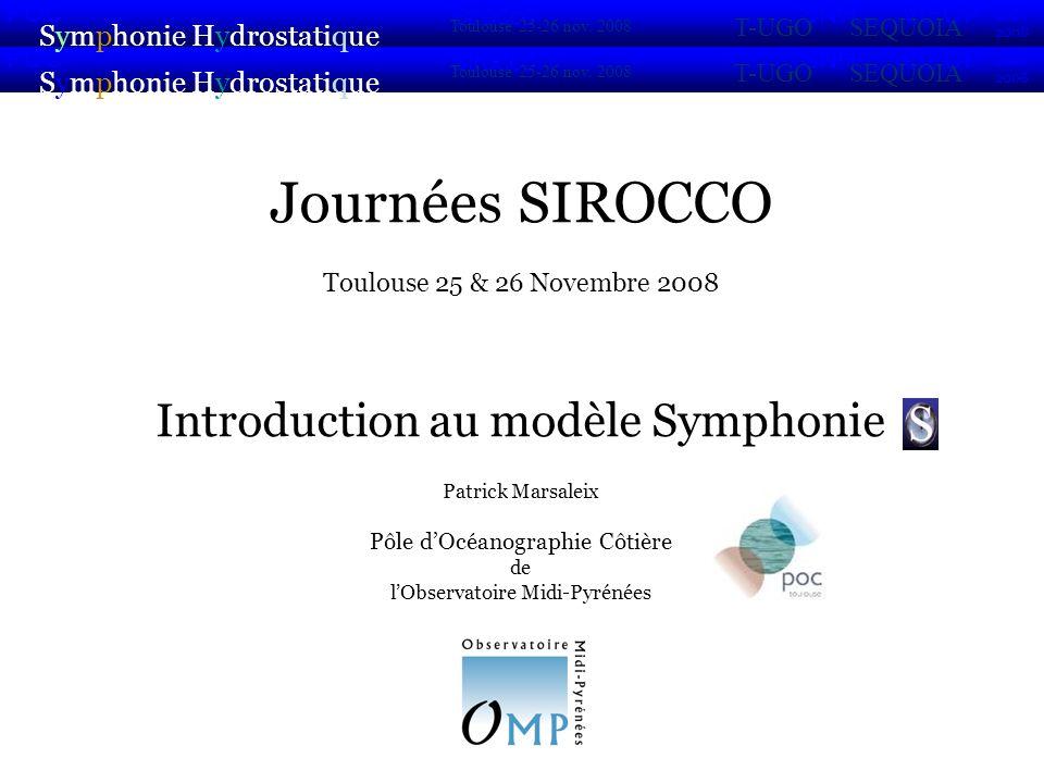 Symphonie Hydrostatique 2007 2008 POC VIFOP Sirocco Toulouse 25-26 nov.