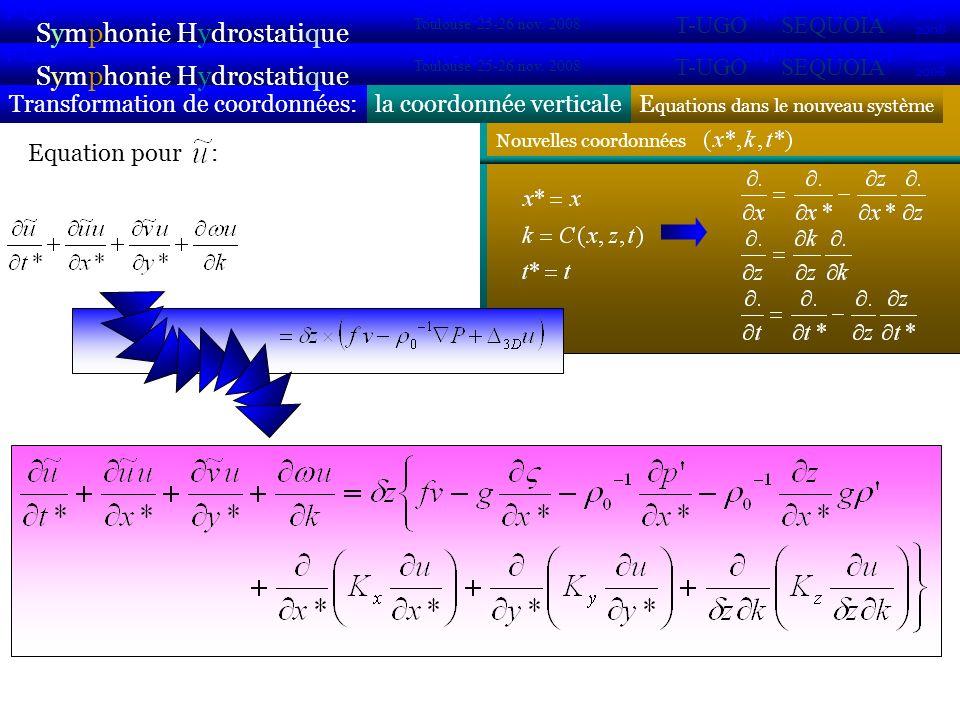 la grille CFormes numériques: Symphonie Hydrostatique 2007 2008 POC VIFOP Sirocco Toulouse 25-26 nov.