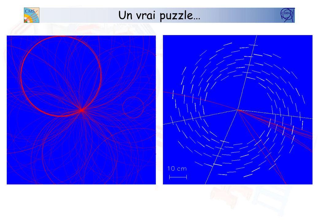 Un vrai puzzle…
