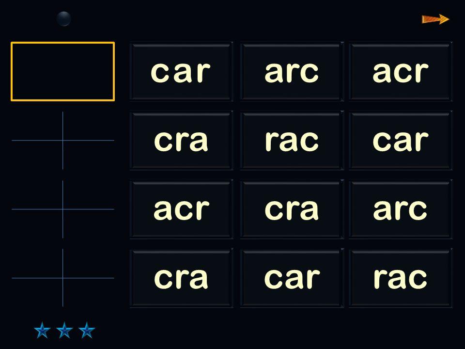 Sl acr 2 cararcacr craraccar acrcraarc cracarrac acr