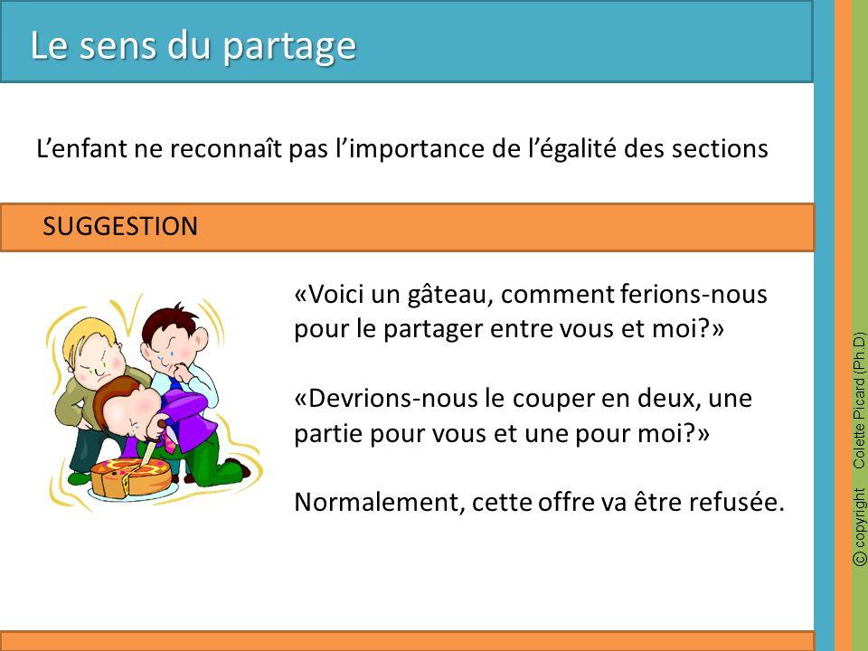 c copyright Colette Picard (Ph.D) AQETA 2013 Les opérations sur les fractions et les décimaux Colette Picard (Ph.D) Préalables Identifier lentier.