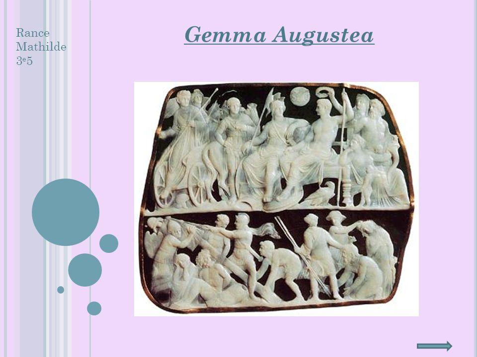 Gemma Augustea Rance Mathilde 3 e 5