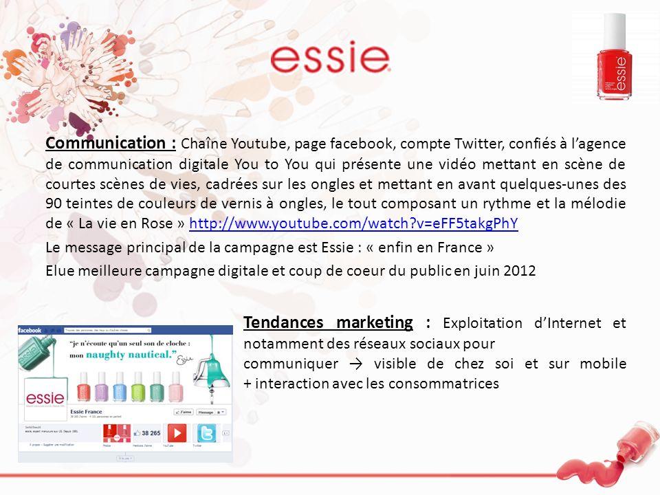 Communication : Chaîne Youtube, page facebook, compte Twitter, confiés à lagence de communication digitale You to You qui présente une vidéo mettant e