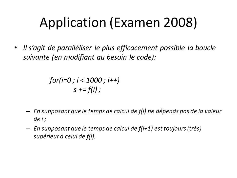 Barrière en 2 temps typedef struct { pthread_cond_t conditionB; pthread_cond_t conditionE; pthread_mutex_t mutex; int attendus; int leftB; int leftE; } barrier ; void pthread_barrier_init(barrier_t *b, int attendus) {...