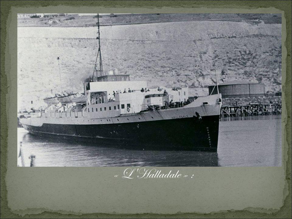 Après la seconde guerre mondiale, on a assisté à lapparition des car-ferries ou navires transbordeurs qui allaient bouleverser dune façon considérable