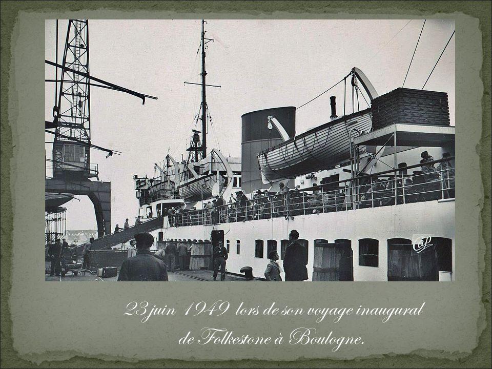 Le « M aid of orleans » (pucelle d'Orléans) 1949 - 1975